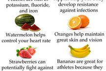 healthy stuff / by Cyndi Chapa Ballew