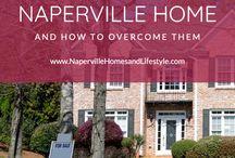 East Highland Naperville Homes