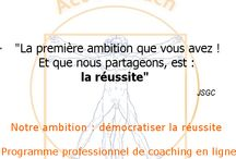 Coaching Ambition