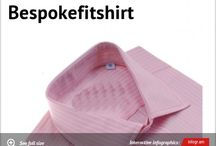 Bespokefitshirt / Custom dress shirts for formal (black-tie) wear, business attire, leisure and casual wear - all hand cut in our state of the art unit. Best Quality Shirts. http://www.bespokefitshirt.com/