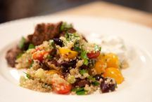 What's Cooking: QUINOA / by Claudine D