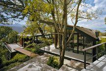 Arquitectura / Ideas, genialidades y más sobre diseño arquitectónico. / by Yannier Nieves