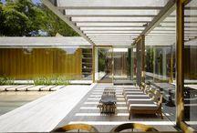 piscina minimalista