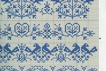 cross stitch: borders