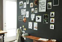 Home office / workspace / bureau / Home office, workspace, bureau decor inspirations