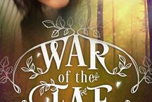 War of the Fae / All my latest covers for this series!