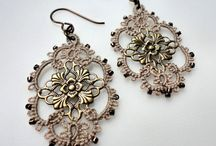 Tatting Inspiration / by Susan Lowman