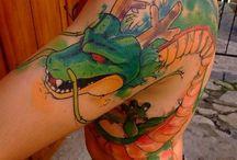 Tattoo Shenron