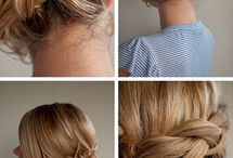 Hairstyles to try / by Gina McNicholas