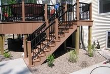 Stairs/Decks/Pergolas/Fencing