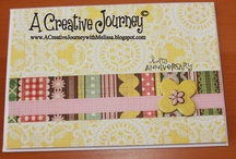 Anniversary / Check out my blog at http://acreativejourneywithmelissa.blogspot.com/ or check out my Facebook Business Page at https://www.facebook.com/pages/A-Creative-Journey/146653672077197 for more ideas and inspiration or allow us to create for you today!
