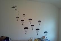 Military room