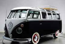 Dream cars of old fashion