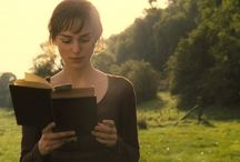 Pride and Prejudice / Such a beautiful dress, behave and story. Love Jane Austen era.