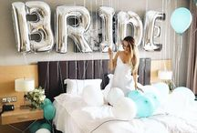 Bride things