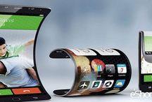گوشی های تاشو و آینده موبایل ها و تبلت ها