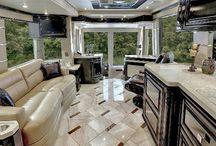 Luxury RVs The Stuff of Dreams!