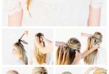 How to do long hair