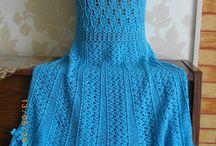 Вязанье Платья крючком
