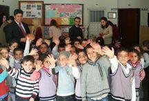 Okul Aile Birliği gönülleri fethediyor / Anabilim Eğitim Kurumları Okul Aile Birliği, çalışmalarına ara vermeden devam ediyor.