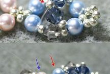 pulseira em pérolas