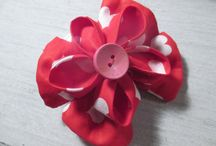 Handmade hair accessories By Take A Bow (Amsterdam) / These are some handmade hair accessories from Take A Bow(Amsterdam).   All homemade and handmade by Sai.  Please like us on facebook and etsy! https://www.etsy.com/shop/TakeABowAmsterdam https://www.facebook.com/Take.A.Bow.NL/