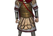 roman late officer