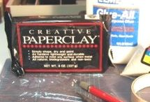 PAPERCLAY PROJECTS