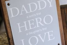 Mother's/Father's day ideas / by Kiki McVeety