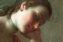 L'Eighteeth Cee: Portraiture / by PAMELA de Santa Fe