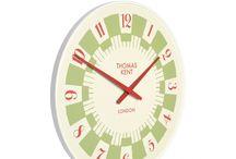 Kitchenette Wall Clock