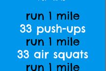 Exercise Ideas / by Misty Manges