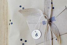 Washi tape & packaging