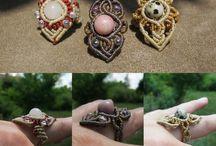 macrame ring