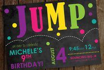 Ilne jump party