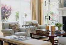 living room / by Suzanne Curran
