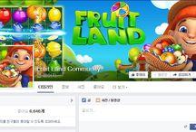 10_2015_facebook game_Fruit Land / facebook game 자료모음입니다.