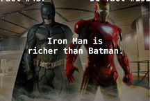 Superhero Facts / Get all sorts of fact on superheros, DC Comics and Marvel Comics