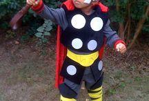 Henry & Ethan's Halloween Costume