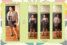 Look Book CWB / Aqui o CWB Plus Size mostra todos os Looks do Dia que já foram postados no Blog! =)
