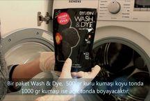 DYLON Nasıl Çalışır ? / DYLON Wash & Dye ile boyama nasıl yapılır ? Bu video sizin için hazırlanmıştır. Keyif ile izleyin...