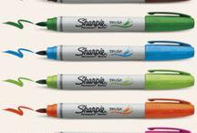 pennarelli...materiali creativi