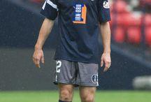 Chris Duff / Footballer at Queen's Park Football Club