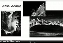 Classroom art videos - Mrs. Swanson / by Mary Webb-Swanson