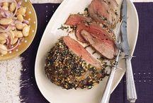 ~ Christmas Recipes - Dinner