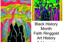 Black History Month Artists