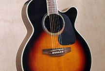 Takamine Guitars / Backstage Music has been a Takamine dealer since 1978. We love our Takamines.