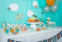 Birthday party ideas / by J