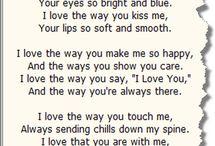 poems that I love / by Stephanie Cruse