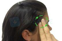 massagem dor de cabeça